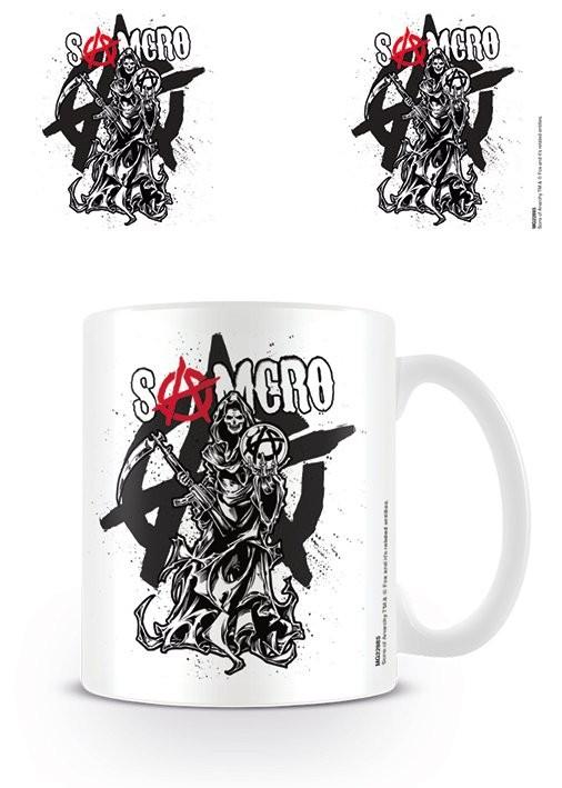 Hrnek Sons of Anarchy (Zákon gangu) - Tall Reaper