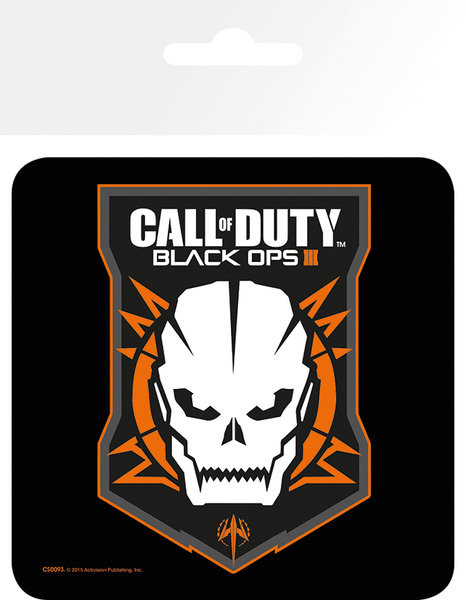 Call of Duty: Black Ops 3 - Emblem Sottobicchieri