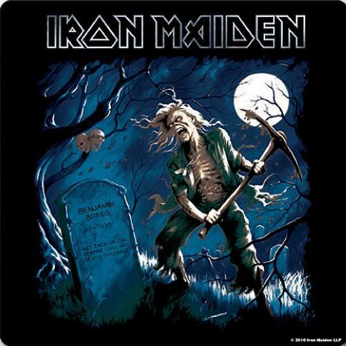 Sottobicchiere Iron Maiden – Benjamin Breeg