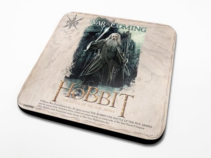 Lo Hobbit 3: La battaglia delle cinque armate - Gandalf Sottobicchieri