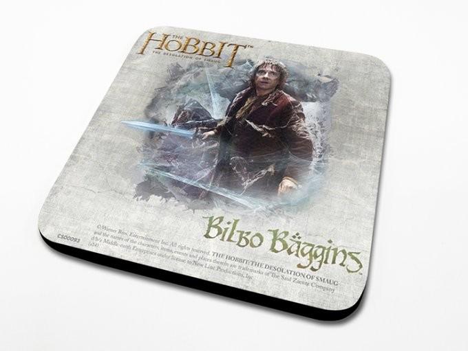 Lo Hobbit – Bilbo Sottobicchieri