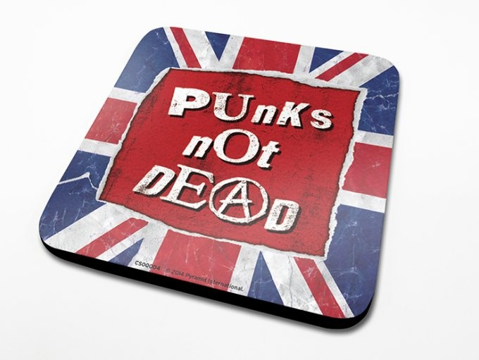 Punk's Not Dead Sottobicchieri