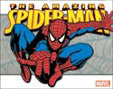 SPIDERMAN - classic Metalplanche