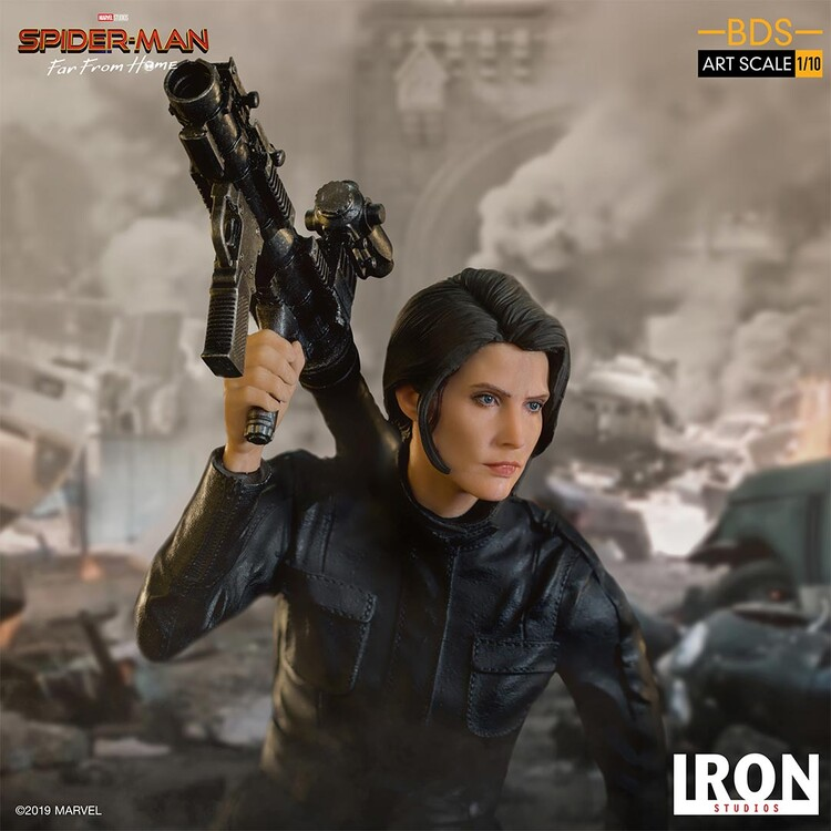 Фигурка Spiderman: Far From Home - Maria Hill