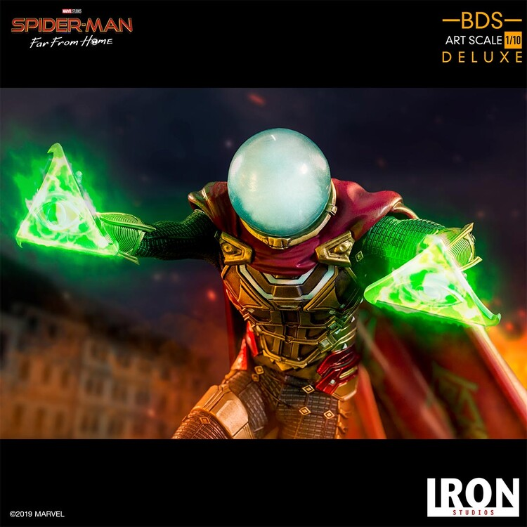 Figúrka Spiderman: Far From Home - Mysterio