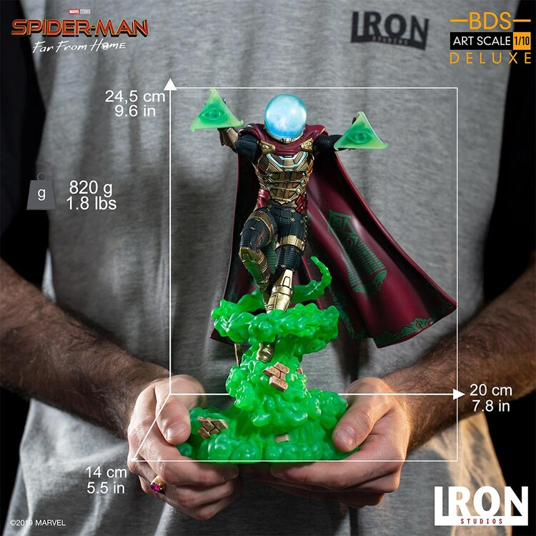 Figurica Spiderman: Far From Home - Mysterio