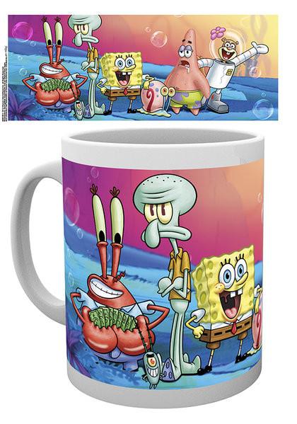 Cană Spongebob - Group