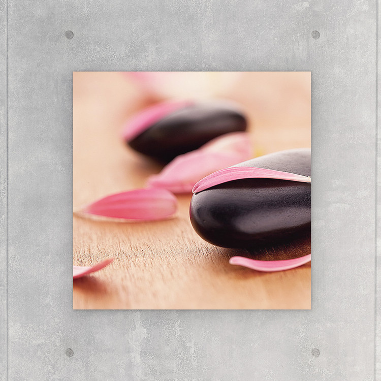 Zen - Pink Staklena slika