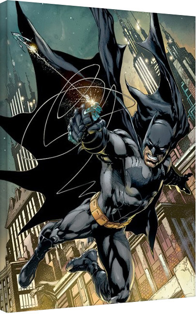 Stampa su Tela Batman - Grapple Gun