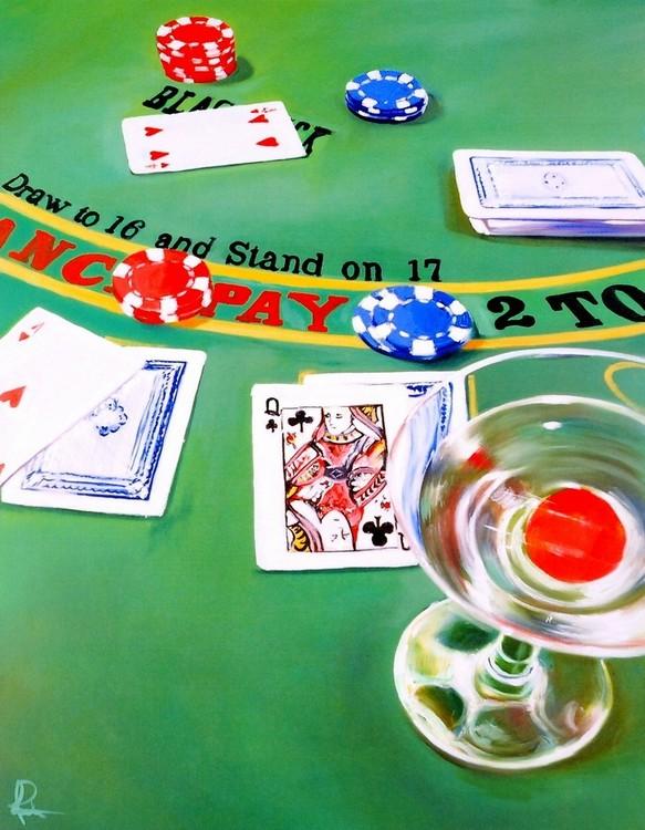 Blackjack - Stampe d'arte