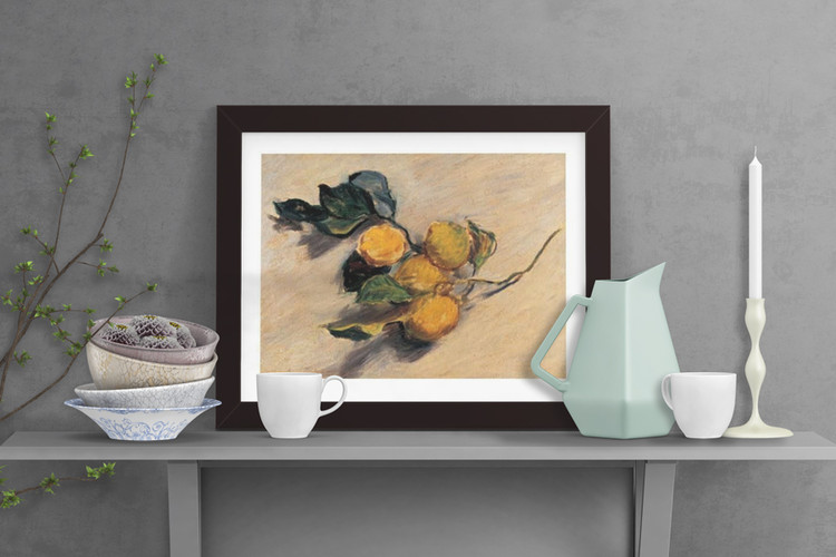 Branch from a Lemon Tree - Stampe d'arte