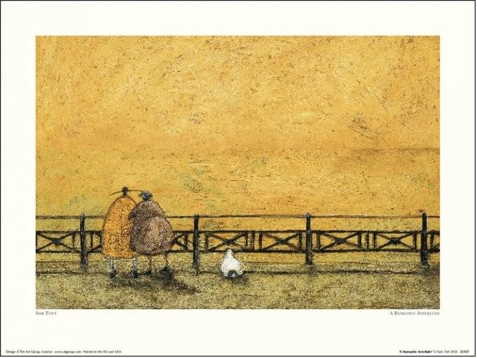 Stampe d'arte Sam Toft - A Romantic Interlude