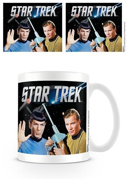 Hrnek Star Trek - Kirk & Spok