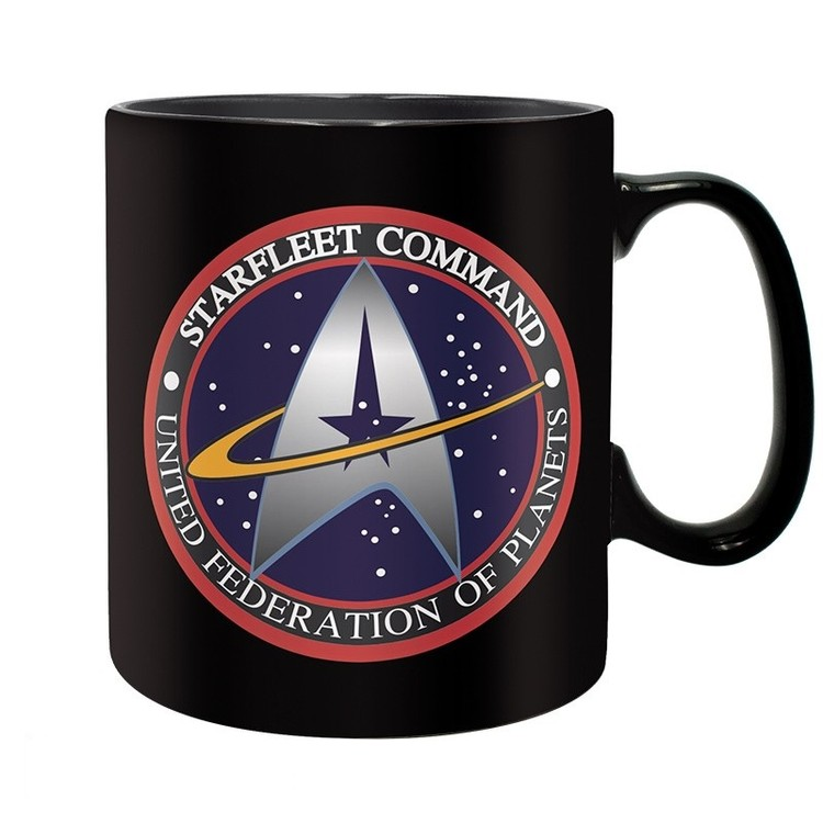 Hrnek Star Trek - Starfleet command
