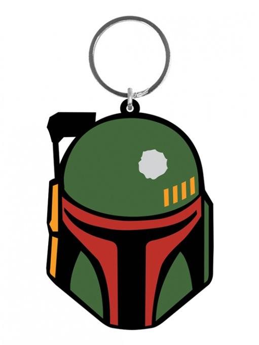 Star Wars - Boba Fett kulcsatartó