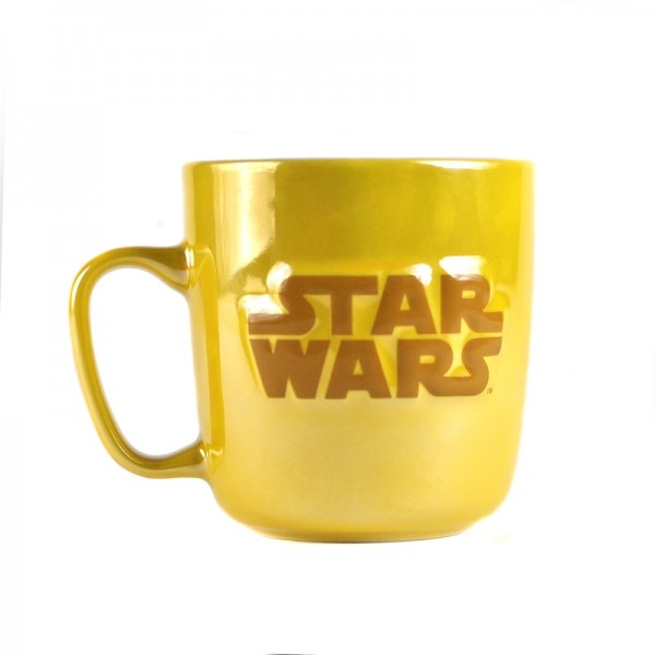 Hrnek Star Wars - C3PO