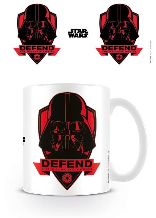 Hrnek Star Wars - Defend the Empire