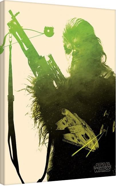 Plagát Canvas Star Wars : Epizóda VII - Kylo Ren Mask