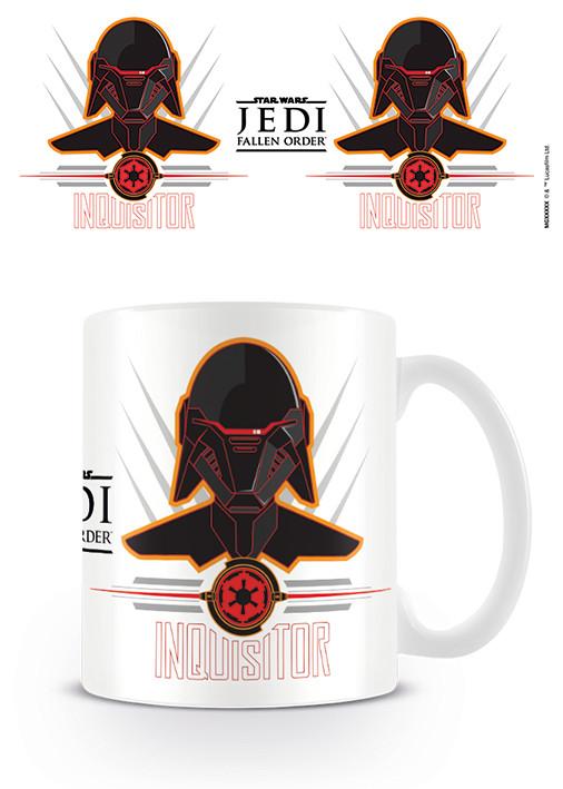 Hrnek Star Wars: Jedi Fallen Order - Inquisitor