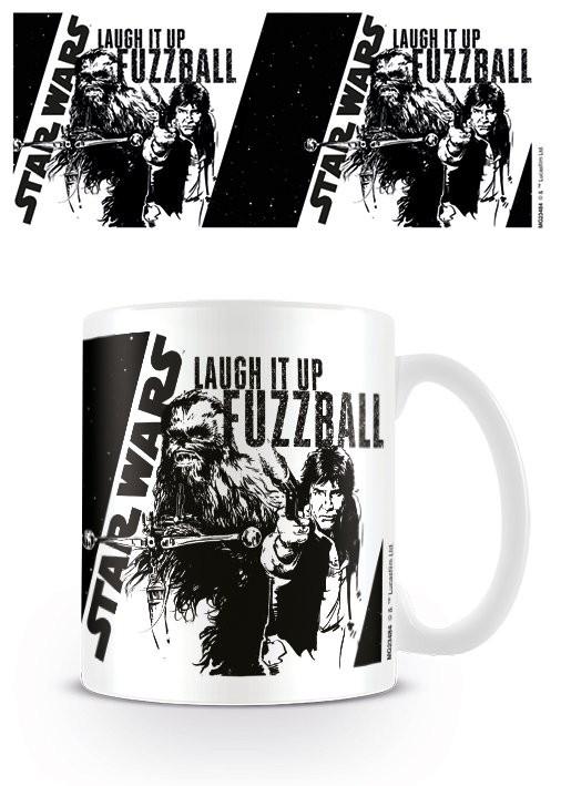 Taza Star Wars - Laugh it up Fuzzball