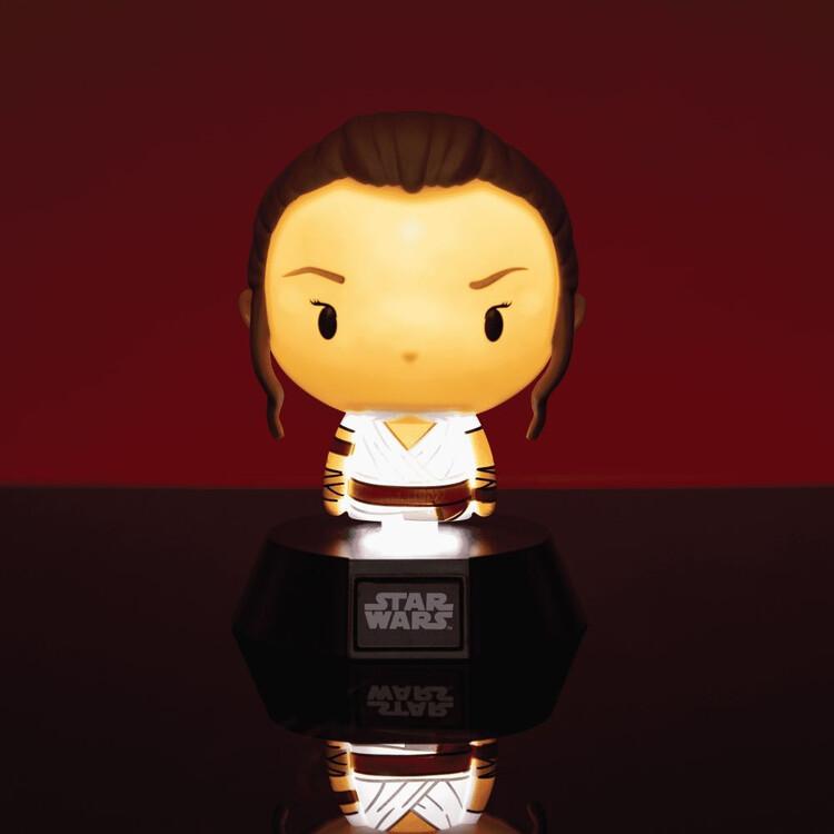 Svítící figurka Star Wars - Rey