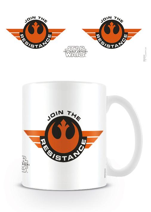 Hrnek Star Wars VII - Join The Resistance