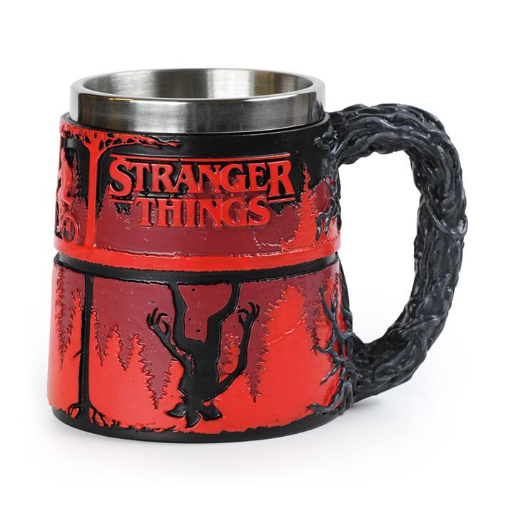 Csésze Stranger Things