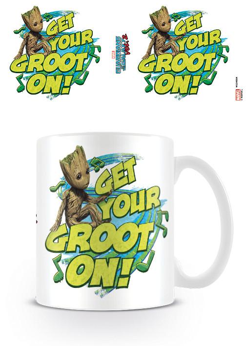 Hrnek Strážci Galaxie Vol. 2 - Get Your Groot On