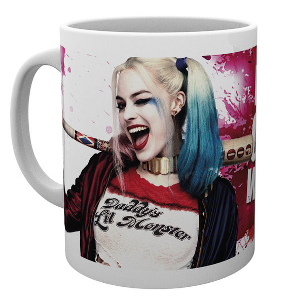 Tazza Suicide Squad - Harley Wink
