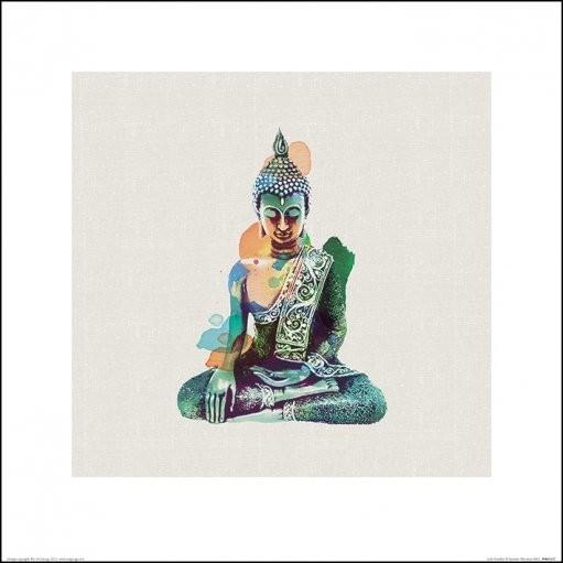 Summer Thornton - Jade Buddha Festmény reprodukció