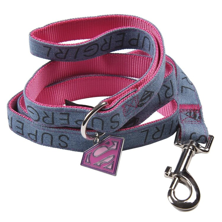 Accessoires pour chien Supergirl