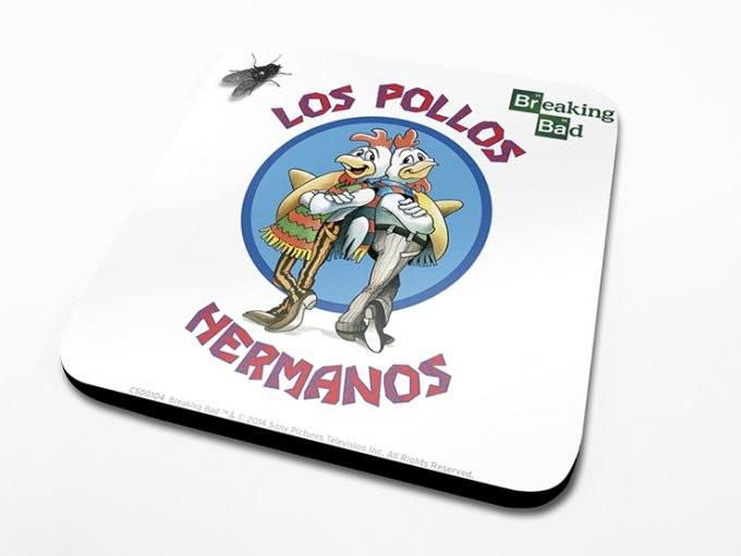 Breaking Bad - Los Pollos Hermanos Suporturi pentru pahare