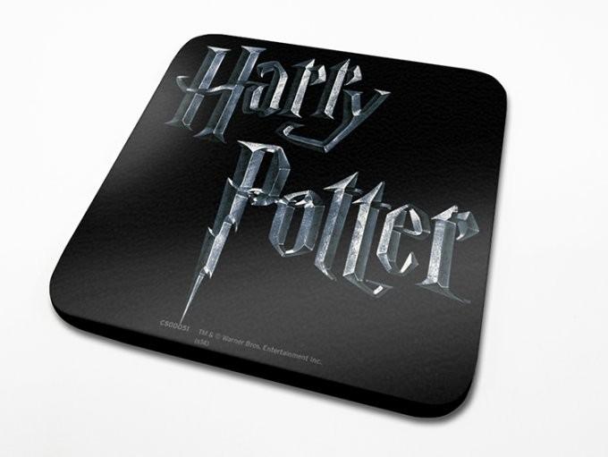Harry Potter - Logo Suporturi pentru pahare