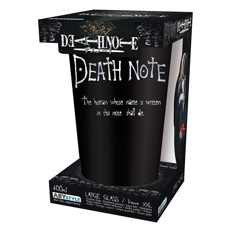 Szklanka Death Note - Ryuk