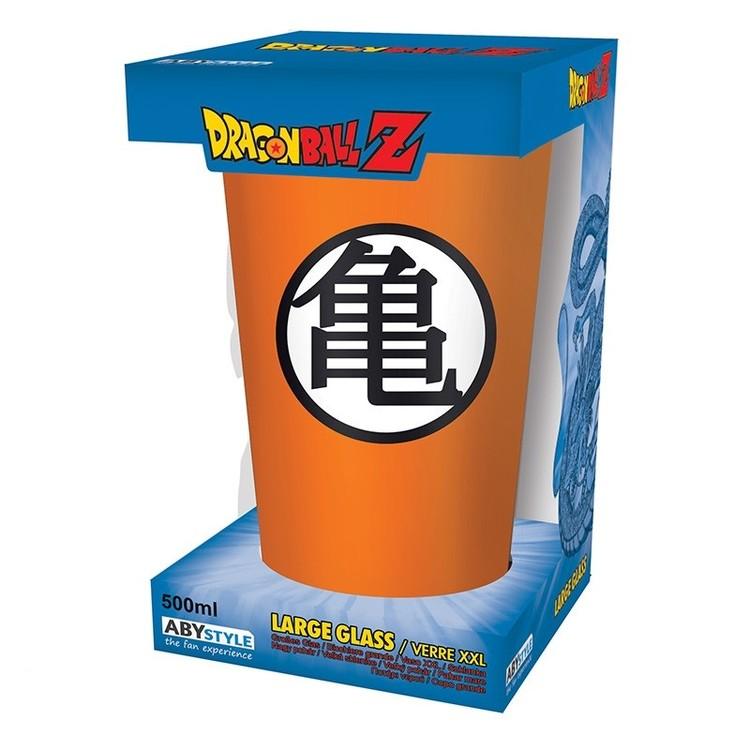 Szklanka Dragon Ball - Kame & Kaio