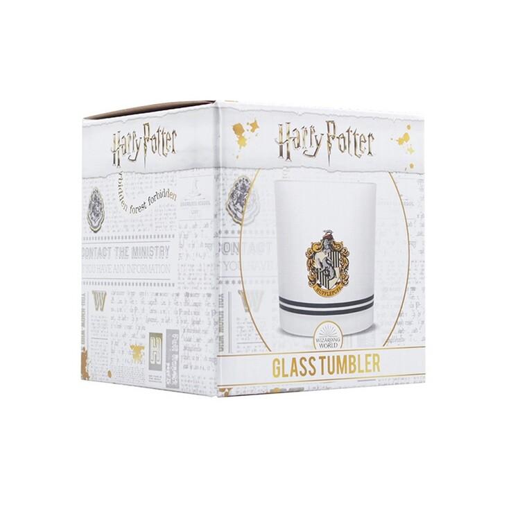 Szklanka Harry Potter - Hufflepuff