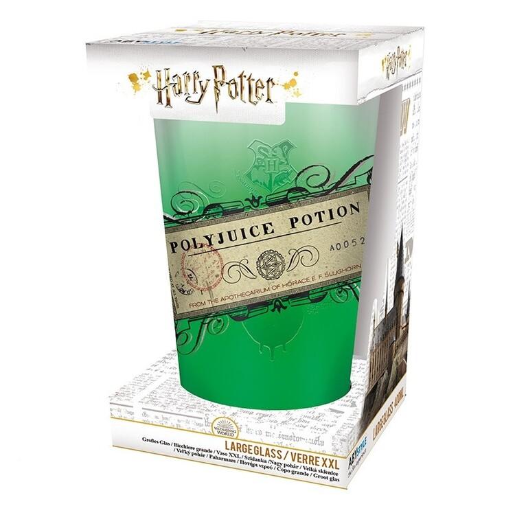 Szklanka Harry Potter - Polyjuice Potion