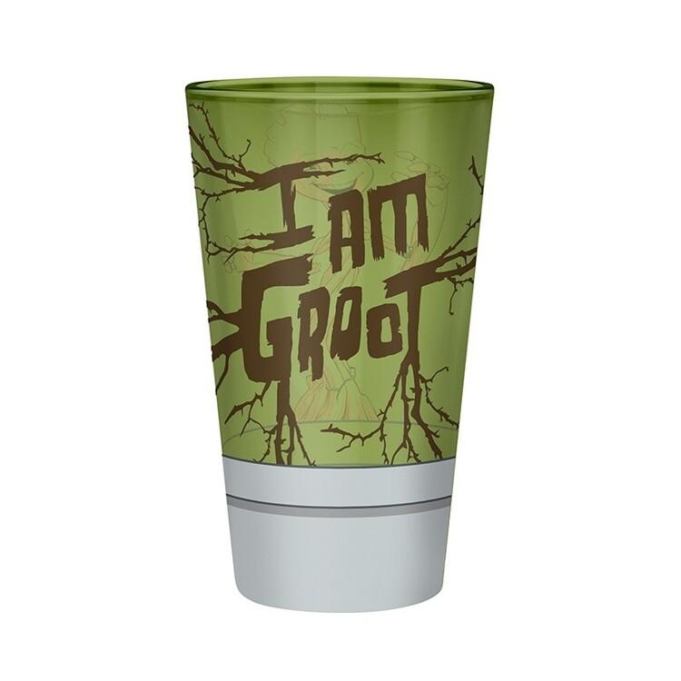 Szklanka Marvel - Groot