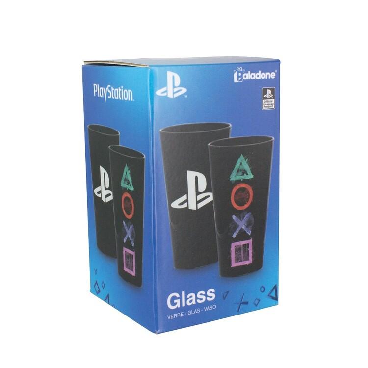 Szklanka Playstation - Logo