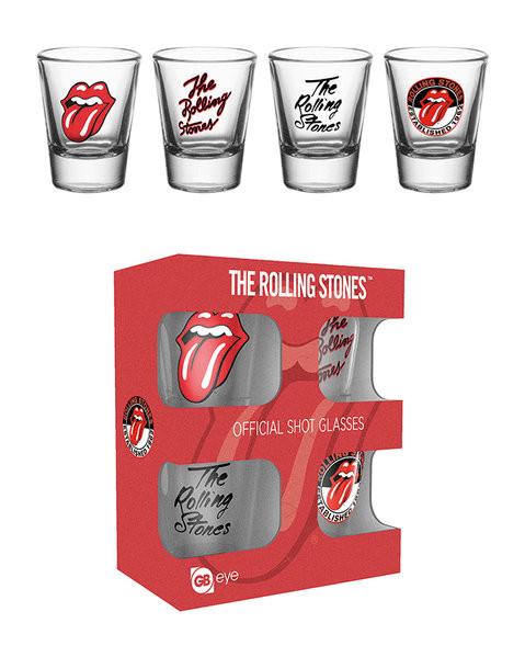 Szkło The Rolling Stones - Mix (Bravado)