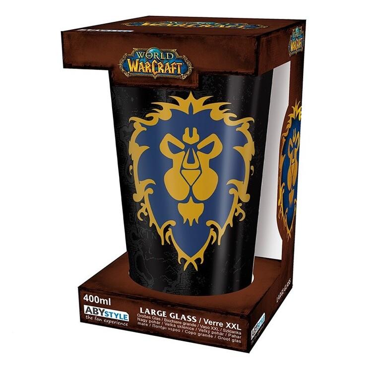 Szklanka World of Warcraft - Alliance