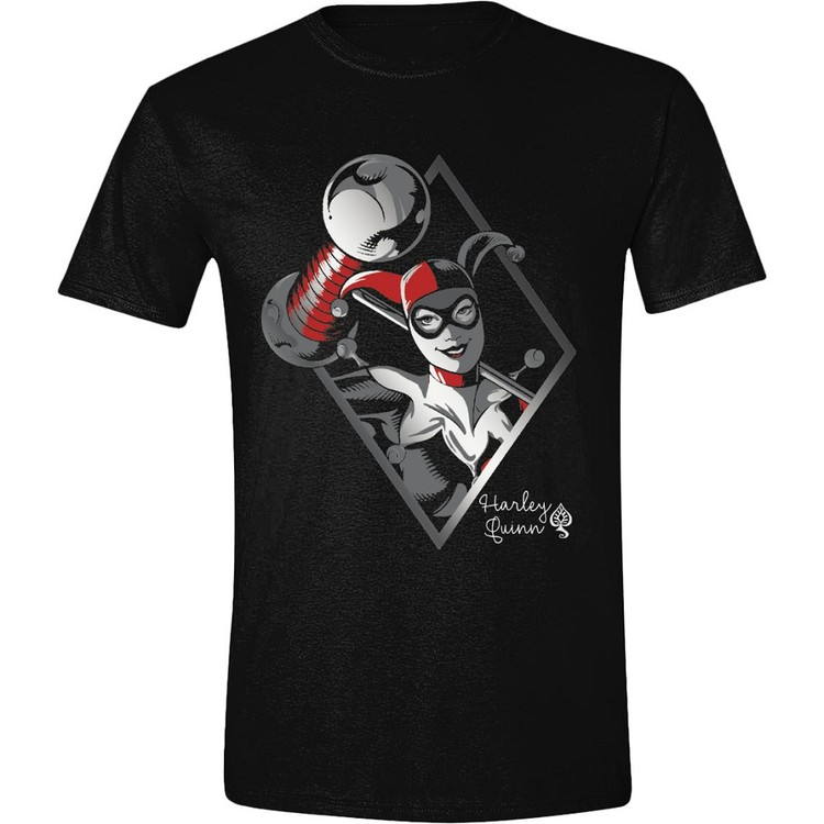 Batman - Comics Quinn T-shirt