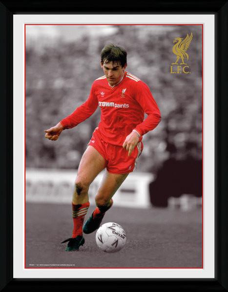 Liverpool - Dalgleish Poster encadré