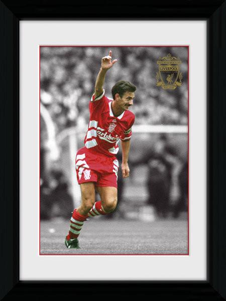 Liverpool - Rush Poster encadré