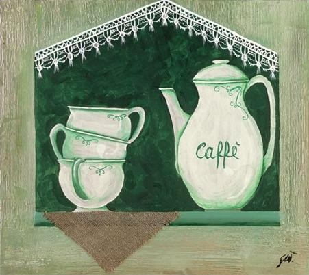 Reproduction d'art Caffee
