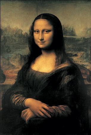 Mona Lisa (La Gioconda) Reproduction de Tableau