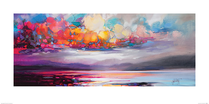 Scott Naismith - Stratocumulus Reproduction de Tableau