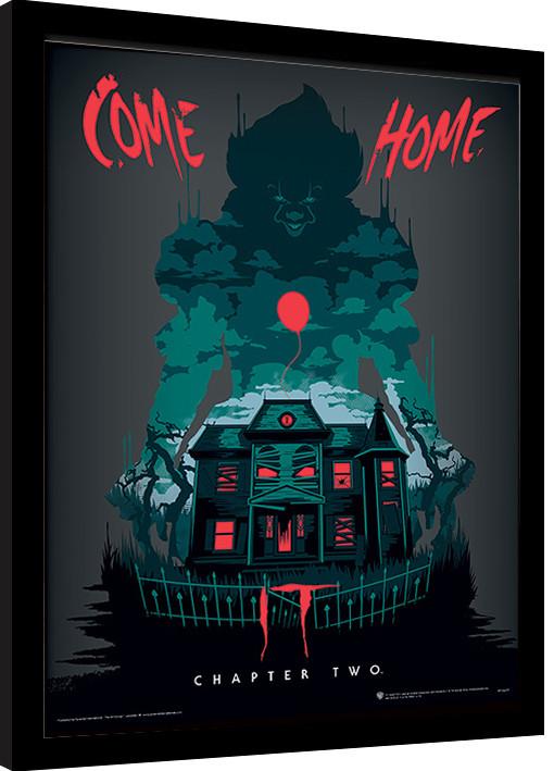 IT: Chapter Two - Come Home Afiș înrămat