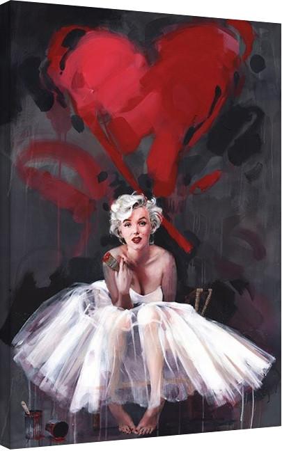 Tablou Canvas James Paterson - Paint