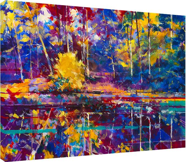 Doug Eaton - Waterloo Screens Tablou Canvas